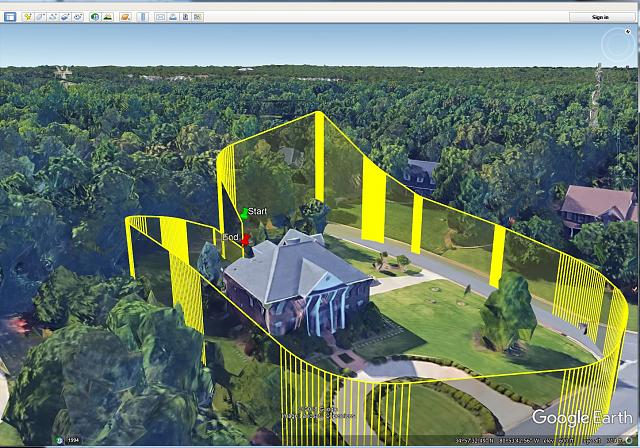 Click image for larger version.  Name:Litchi Flight Path Home.jpg Views:0 Size:579.1 KB ID:55581