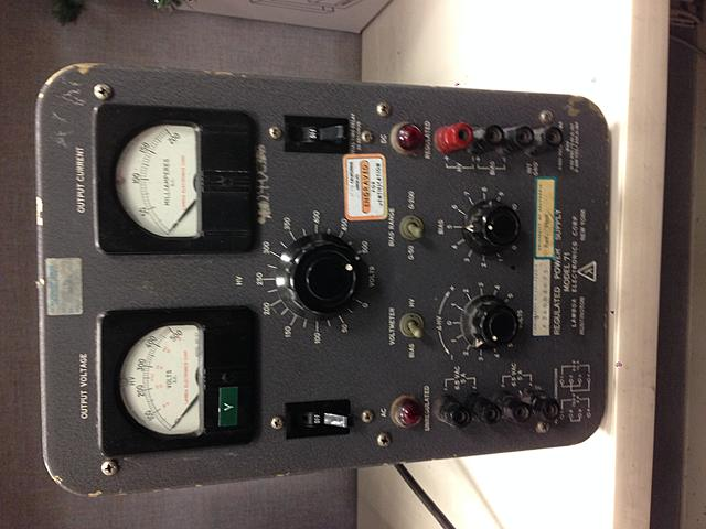 Click image for larger version.  Name:Lambda Model 71 Power Supply .JPG Views:17 Size:1.58 MB ID:46222